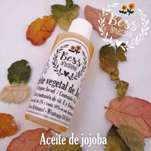 Bess Artesanal - Aceite vegetal de jojoba