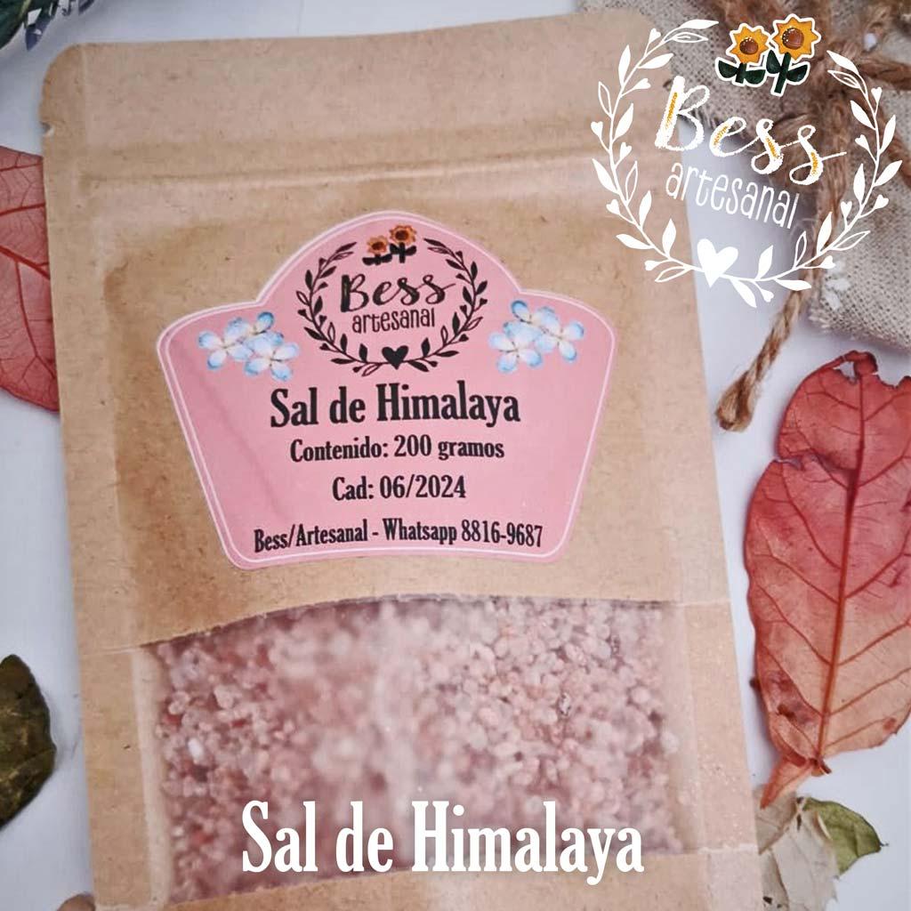 Bess Artesanal - Sal de himalaya