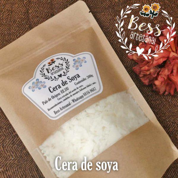 Bess Artesanal - Cera de soya