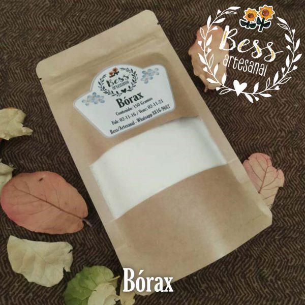 Bess Artesanal - Borax