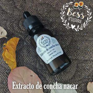 Bess Artesanal - Extracto de concha nacar