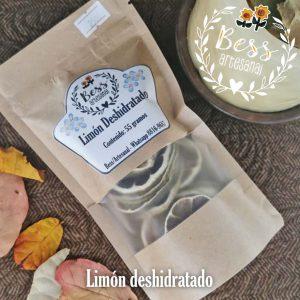 Bess Artesanal - Limón deshidratado