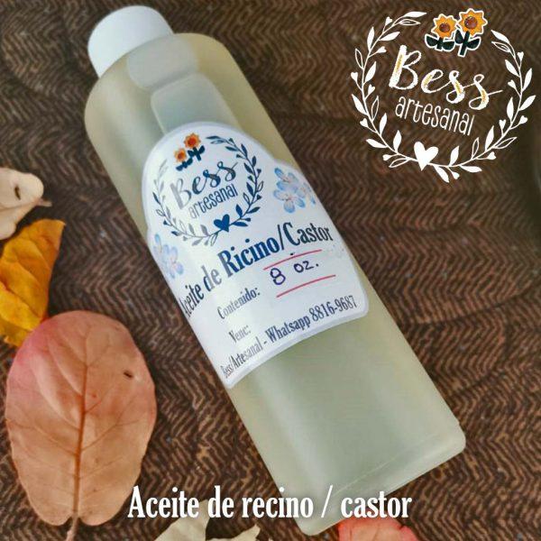 Bess Artesanal - Aceite de ricino/castor