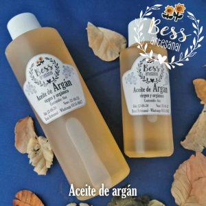 Bess Artesanal - Aceite de argán