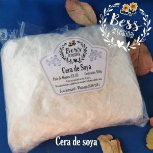 Bess-Artesanal - Cera de soya