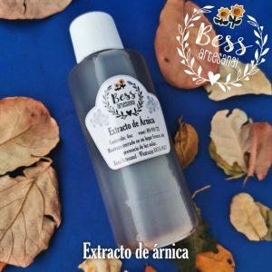 Bess Artesanal - Extracto de arnica