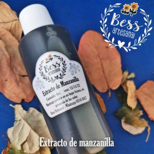 Bess Artesanal - Extracto de manzanilla