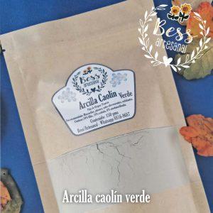 Bess Artesanal - Arcilla caolín verde